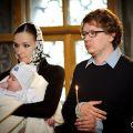 16.10.2010. Артём. Крещение.