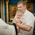 21.05.2011. Крещение Виктории
